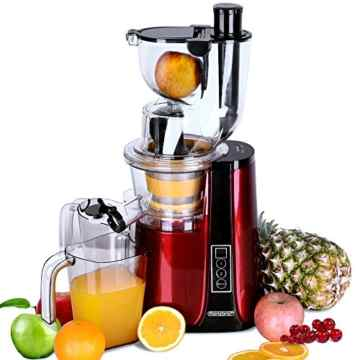 Slow Juicer Test